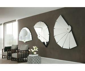 Дизайнерские зеркала в интерьере и их основные функции