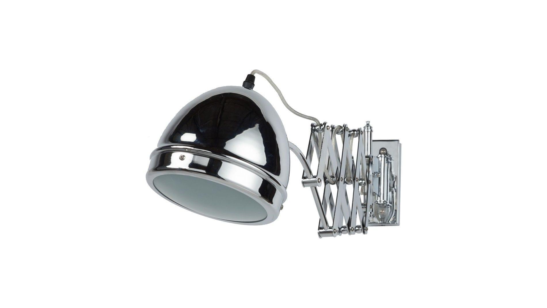 Настенный светильник Turquoise Scissor Lamp