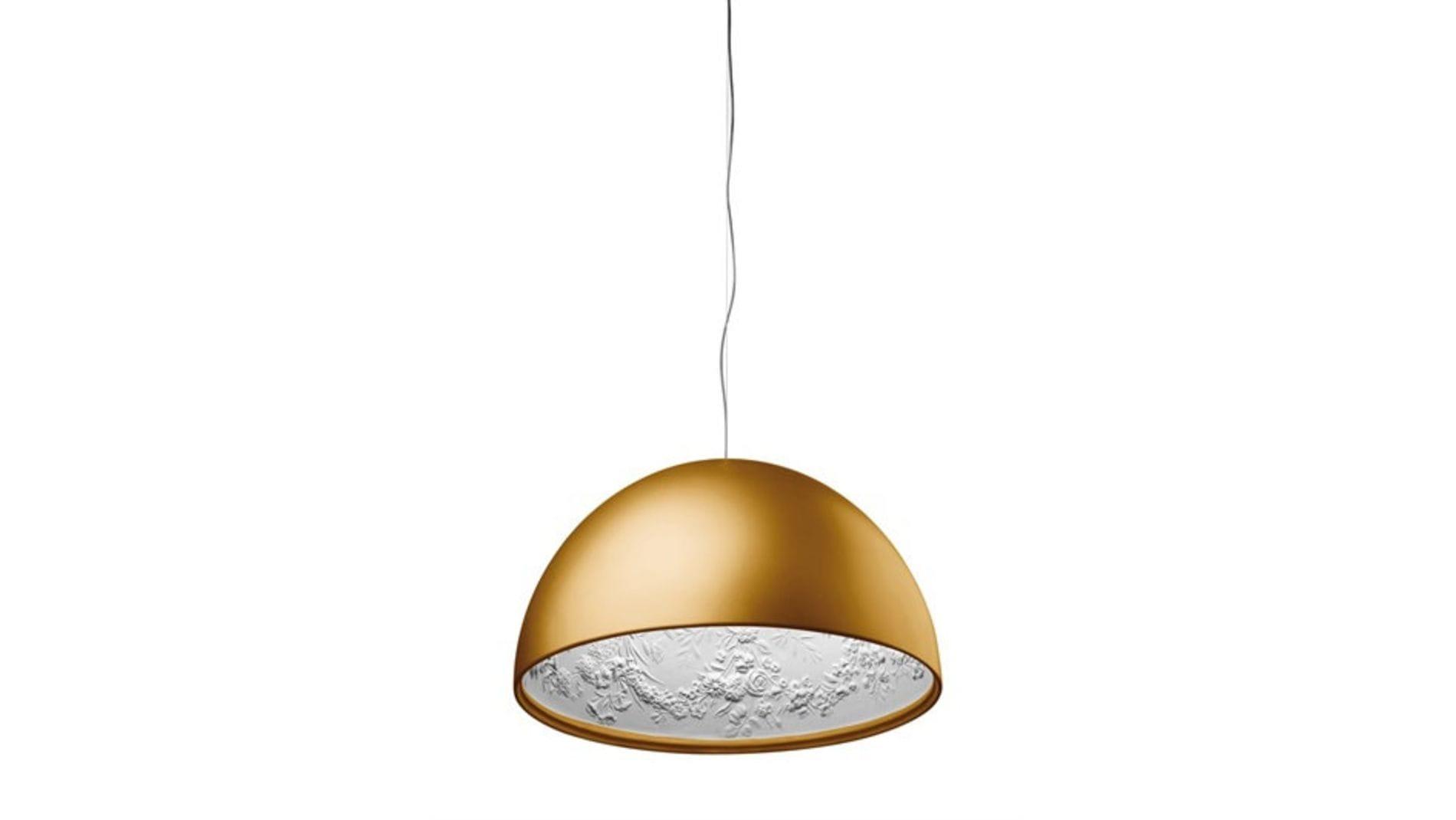 Подвесной светильник SkyGarden Flos D90 Gold