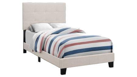 Кровать Beige Linen 90х200