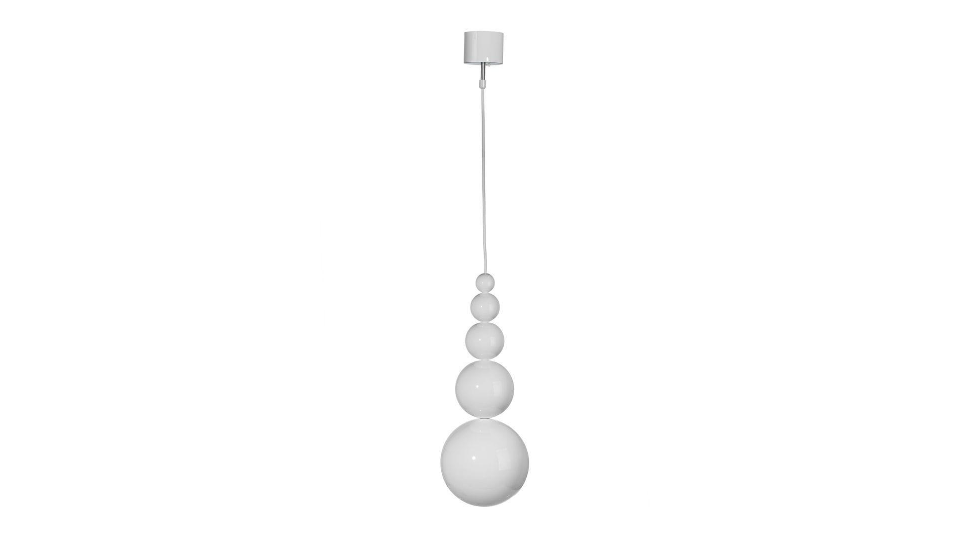 Подвесной светильник Shelton Белый