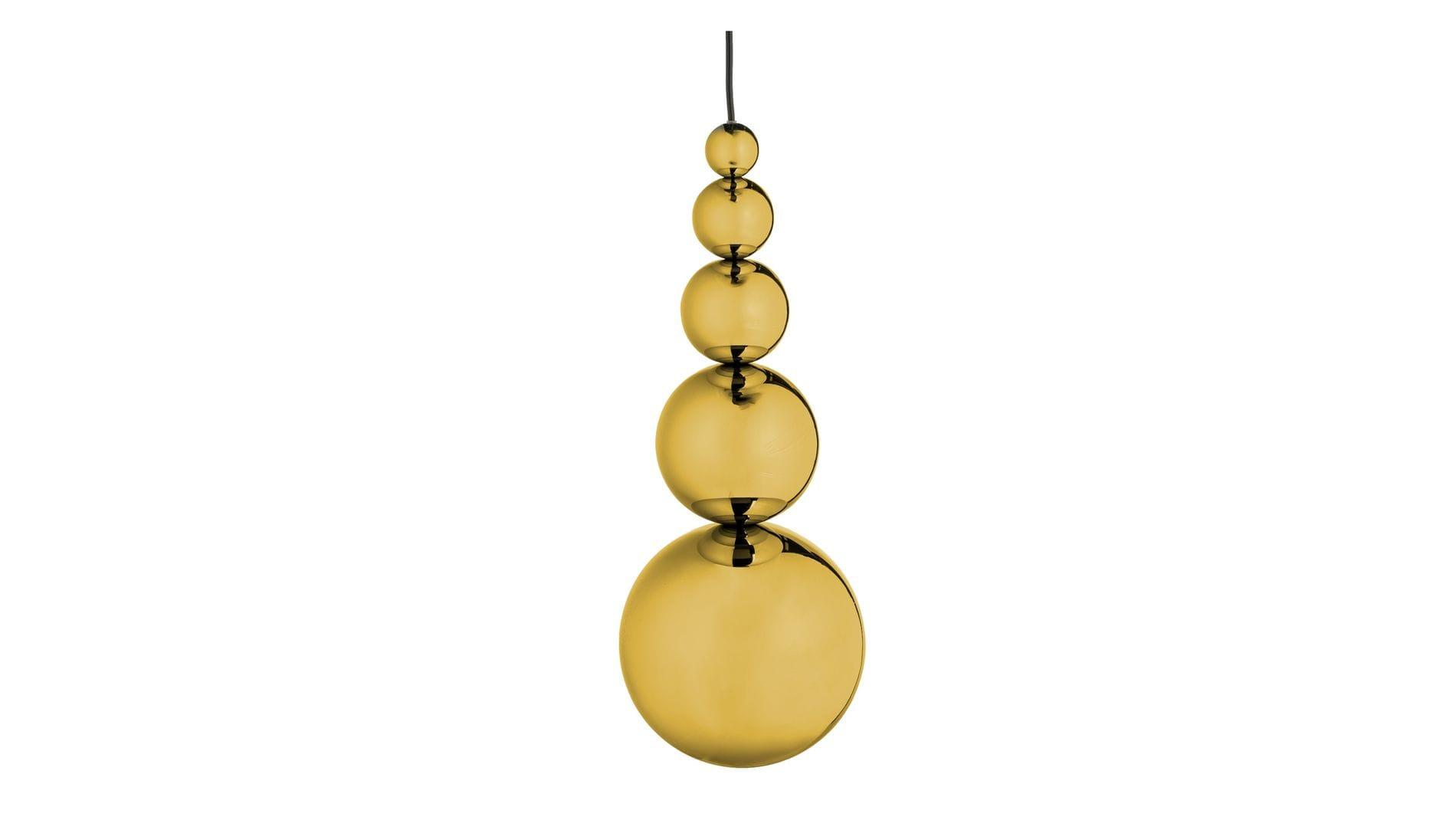 Подвесной светильник Shelton Золотой