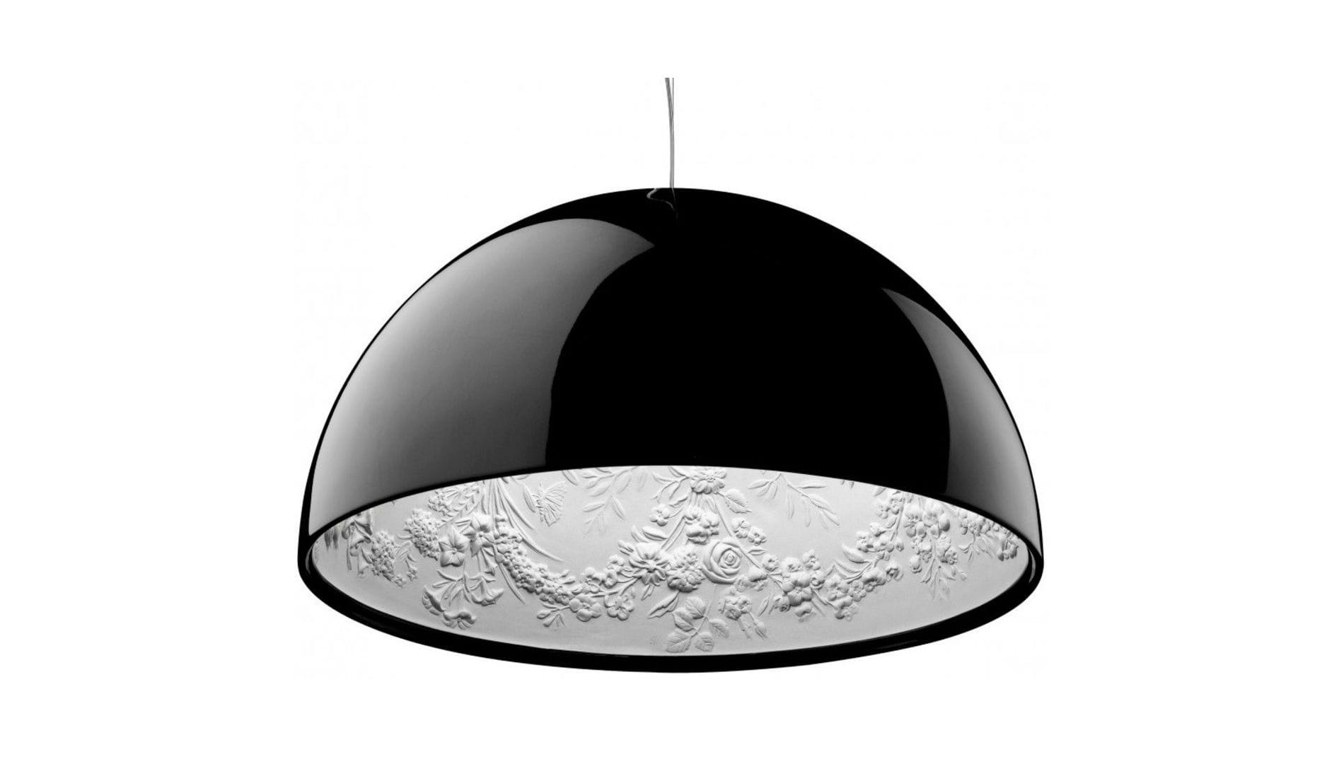 Подвесной светильник SkyGarden LIGHTING Flos D60 black