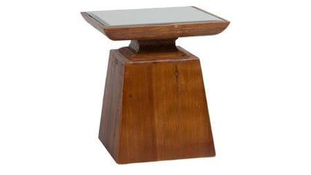 Журнальный столик с зеркалом Pompeza