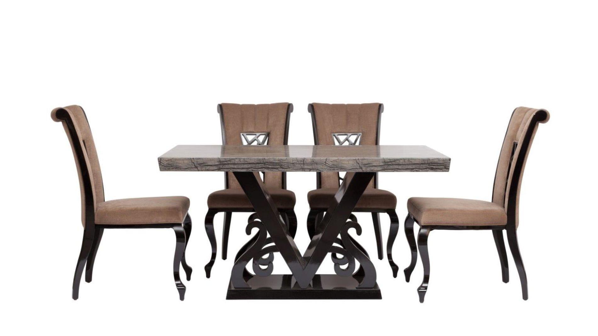 Обеденный стол Binari Medio