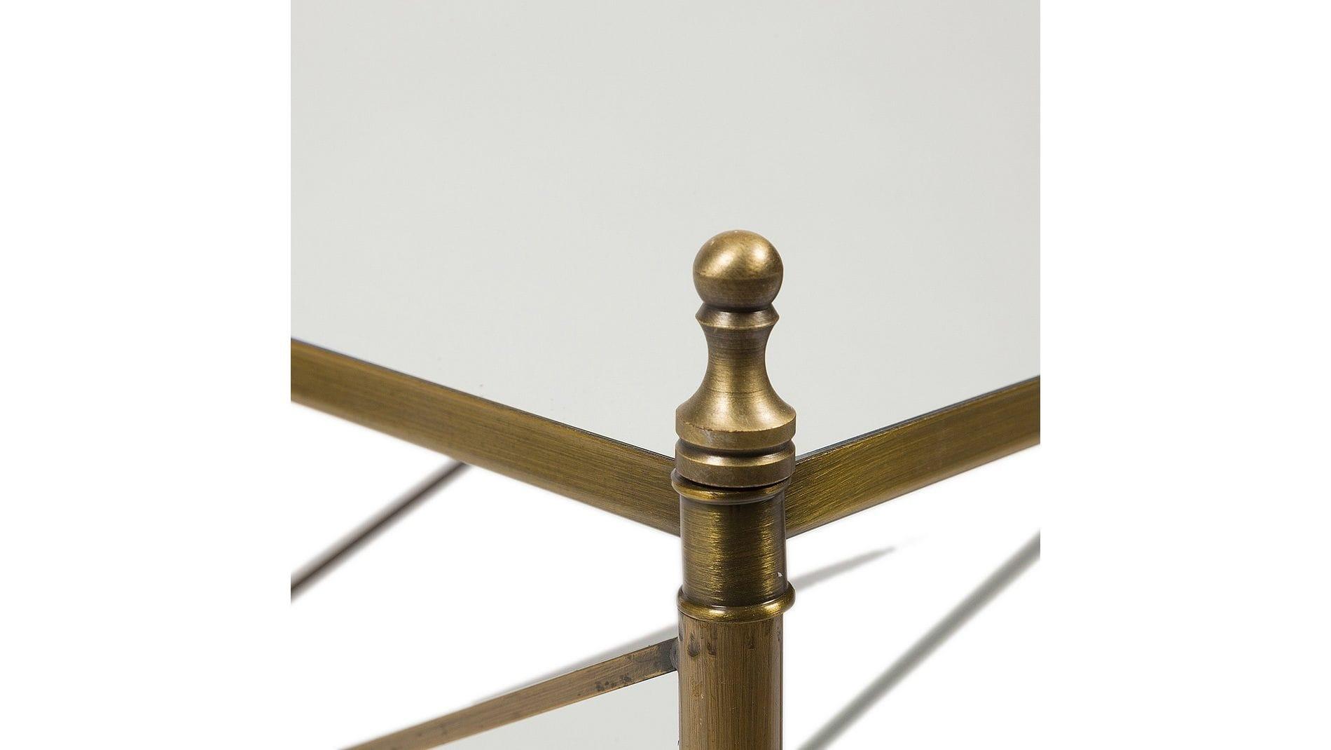 Кофейный столик Cross Bar