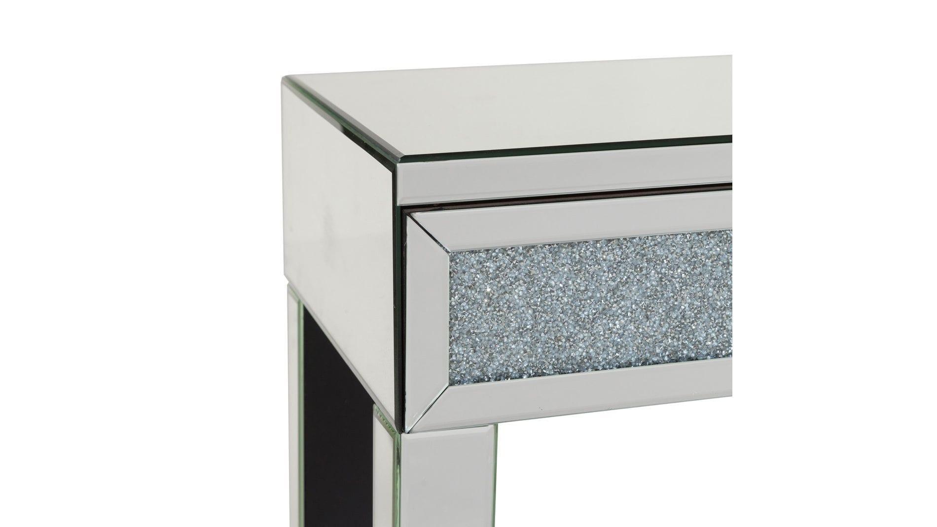 Зеркальный консольный столик Amiens