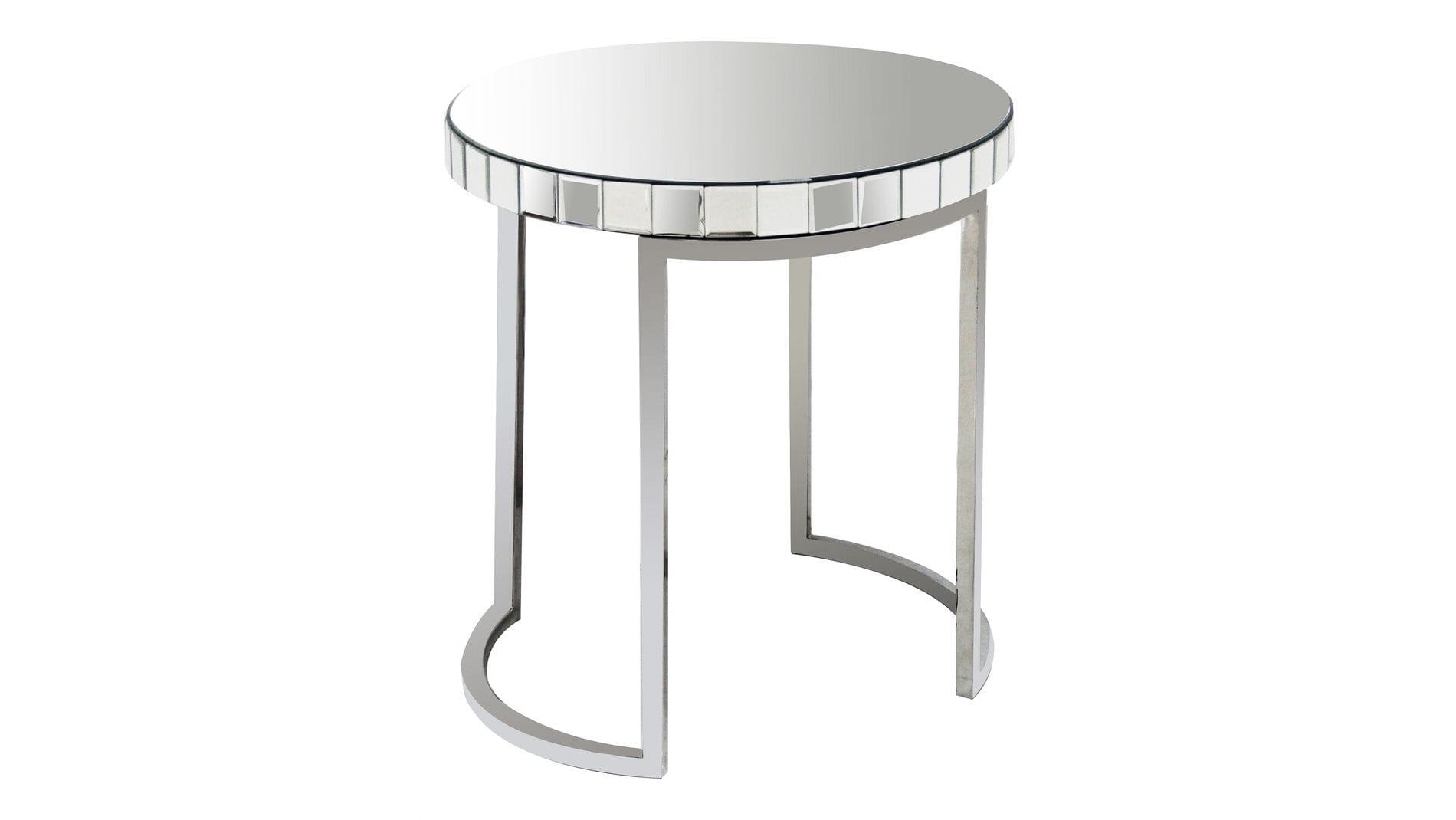 Зеркальный кофейный столик Soltanto