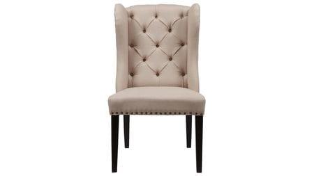 Стул Maison Chair Кремовый Лен