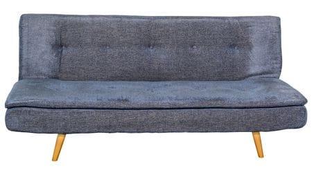 Диван-кровать раскладной Arnold Bennett Серо-синий