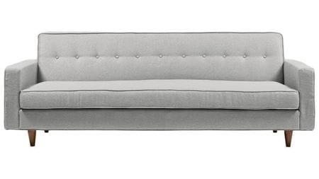 Диван Bantam Sofa Большой Светло-серый Р