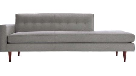 Диван Bantam Studio Sofa Left Light Grey I