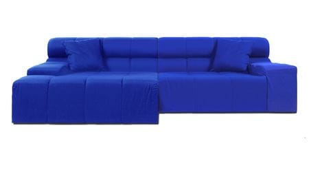Диван Tufty-Time Sofa Blue Шерсть Р