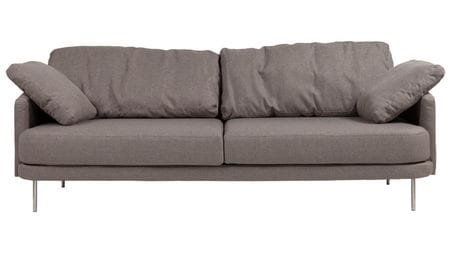 Диван Camber Sofa Большой Серо-коричневый Нейлон Р