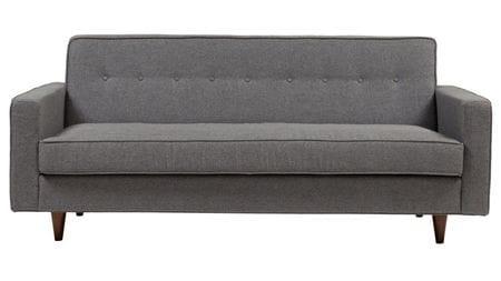 Диван Bantam Sofa Silver-Grey