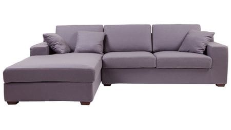 Диван Reid Chaise Sectional Left Grey Cashmere