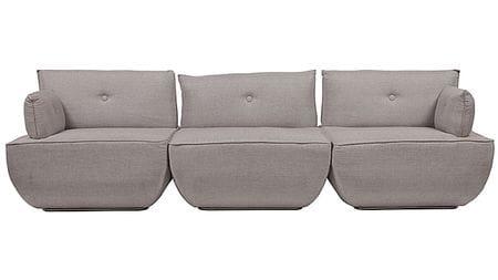 Диван Dunder Sofa Светло-серый