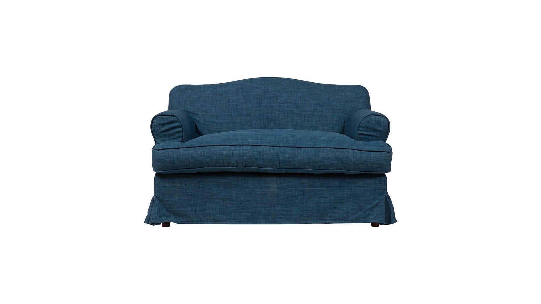 диван Fernando маленький синий р купить за 117470 руб в москве