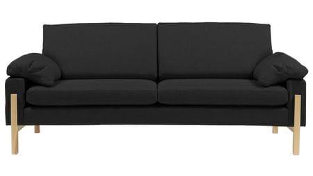 Диван Como Sofa Тёмно-серый