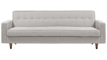Диван Bantam Sofa Большой Лён Молочный Р