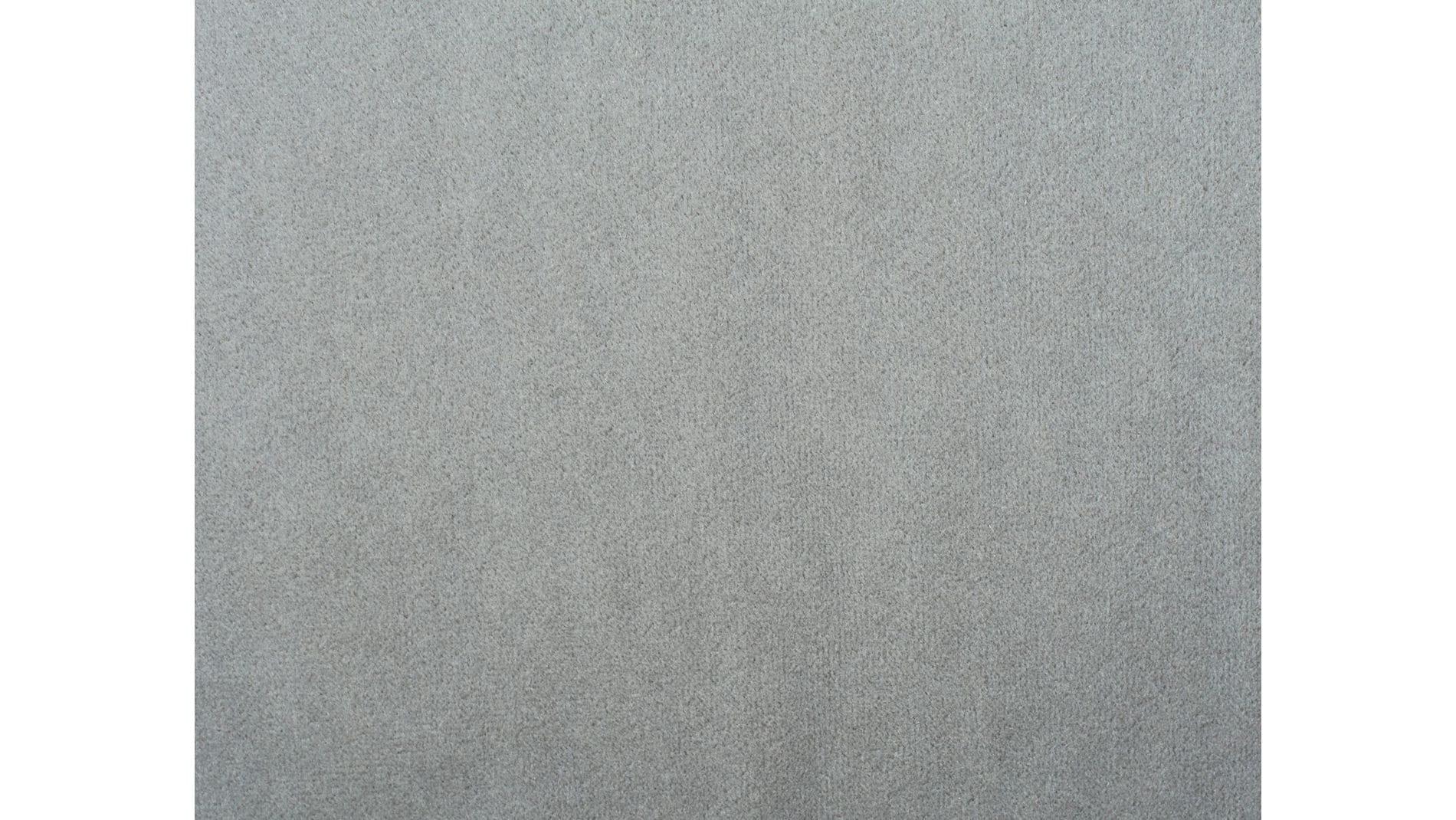 Диван La Rosa трехместный Светло-Серый Велюр Р