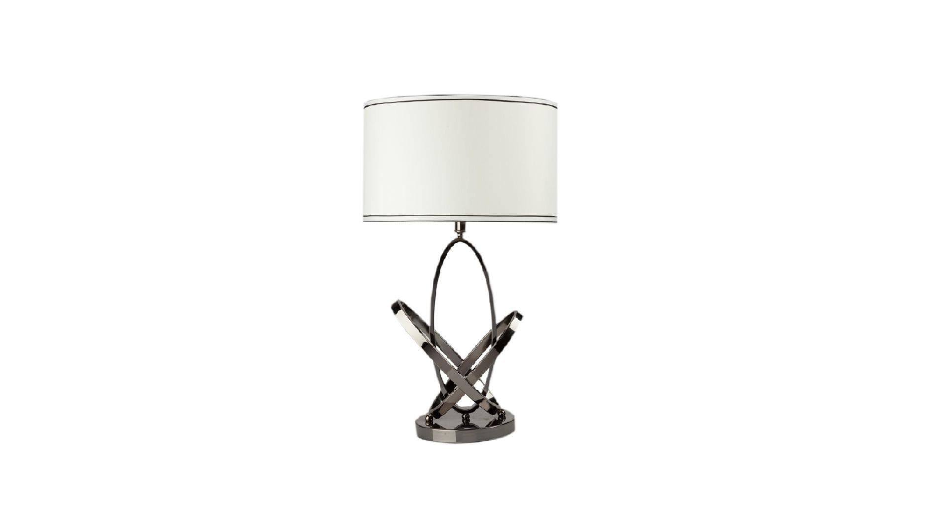 Настольная лампа Angelo Белая