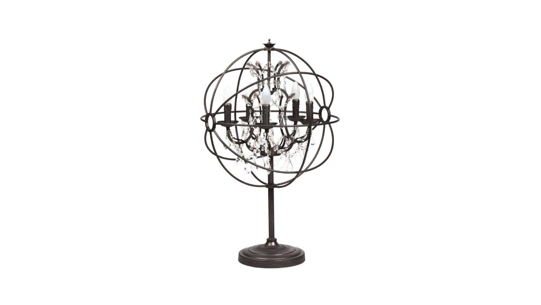 Настольная лампа Foucault's Orb Crystal