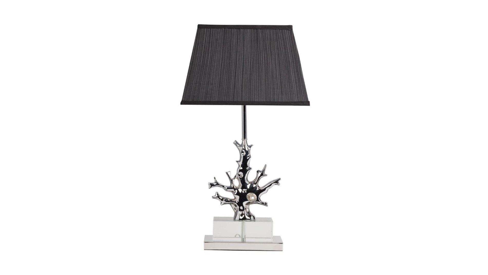 Настольная лампа Fabriano Noir