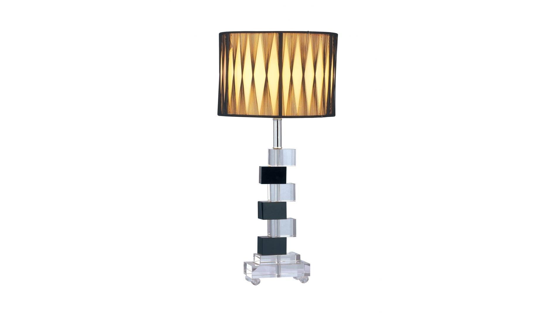 Настольная лампа Lattica