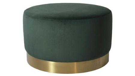 Пуф Osman Большой Зеленый