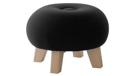 Пуф Party Pouf Piccolo Dark Grey