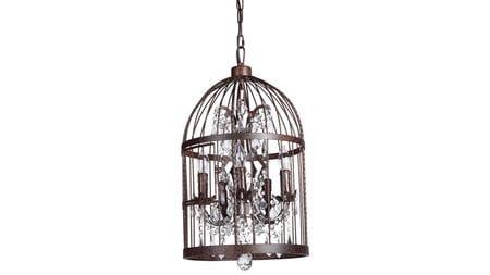 Люстра Vintage Birdcage (35*35*61)