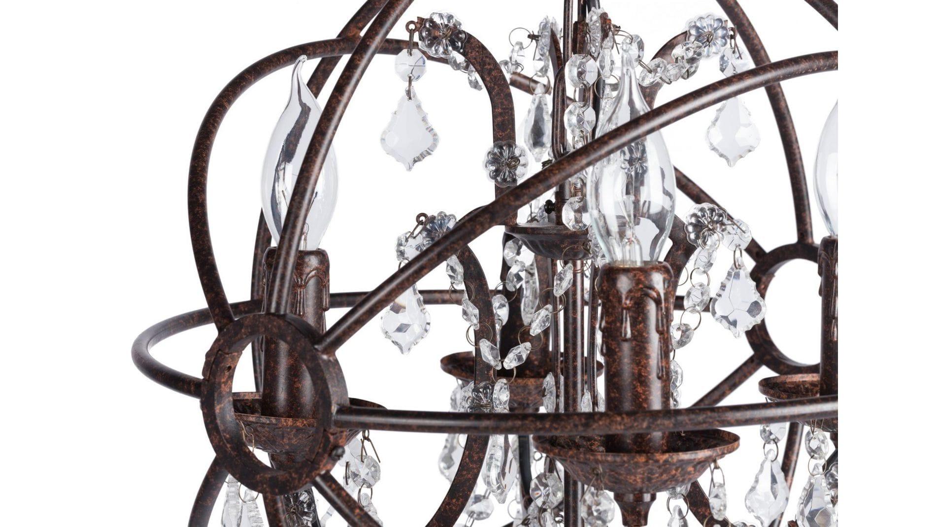 Люстра Foucault's Orb Crystal (40*40*45)