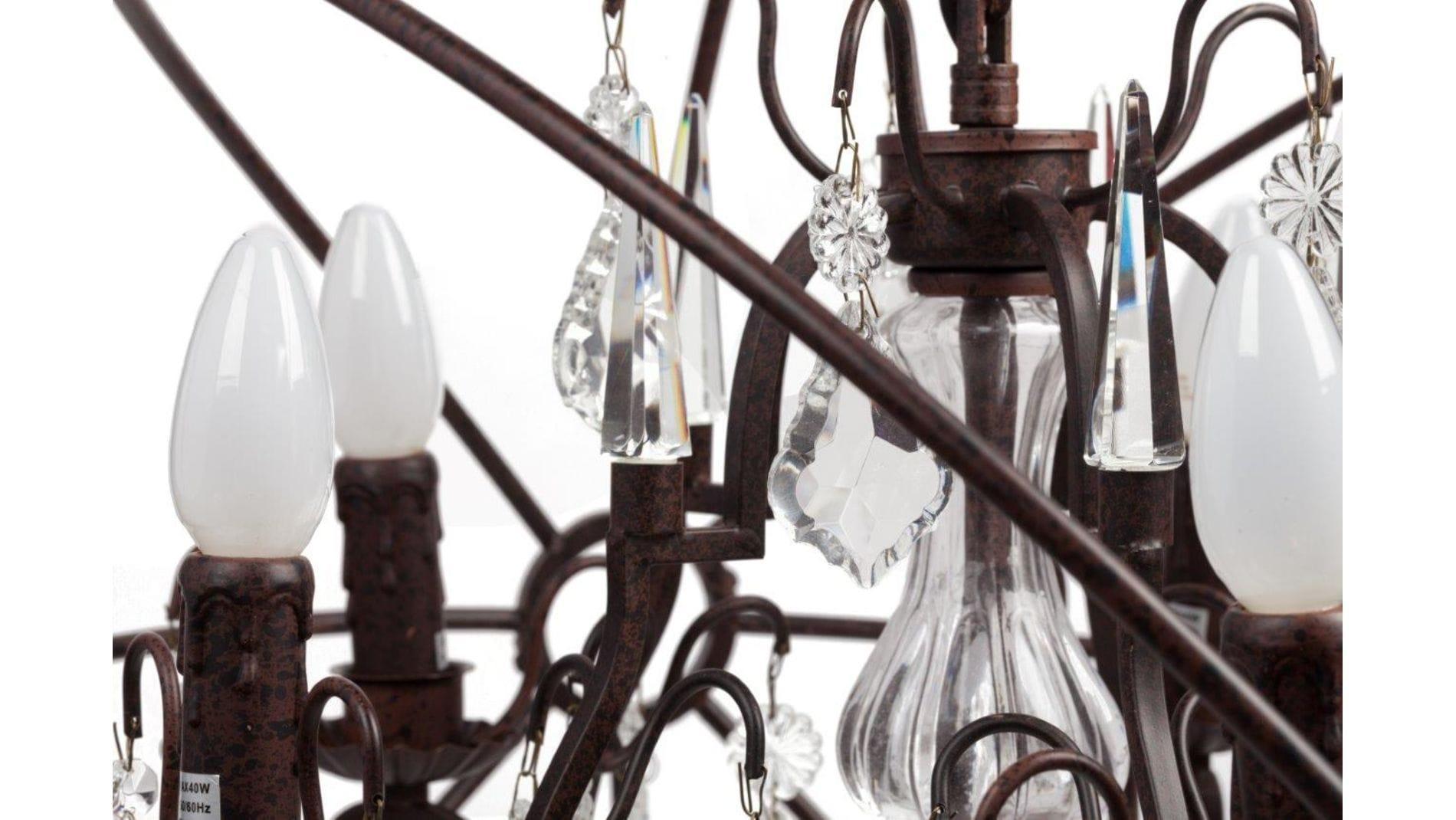 Люстра Foucault's Orb Crystal (64*60*50)