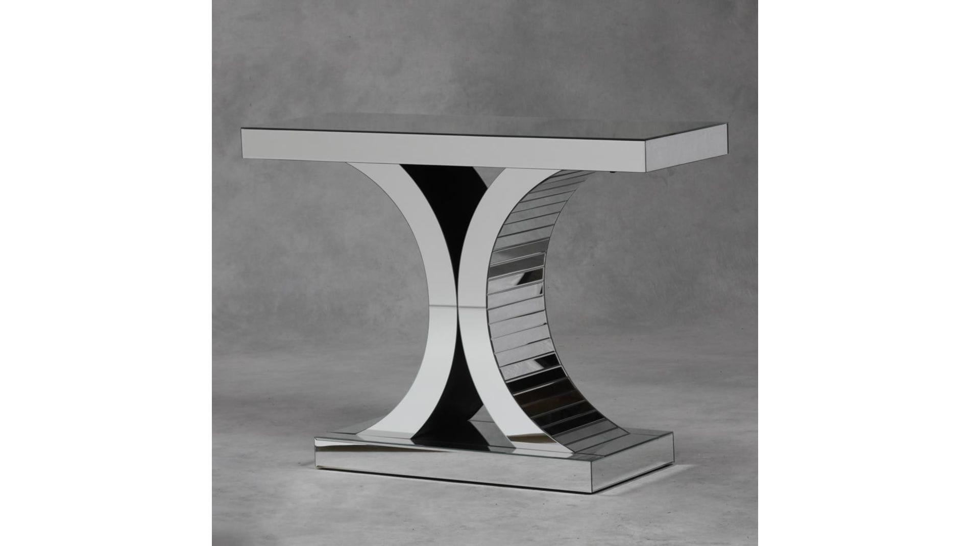 Зеркальный консольный столик Nota