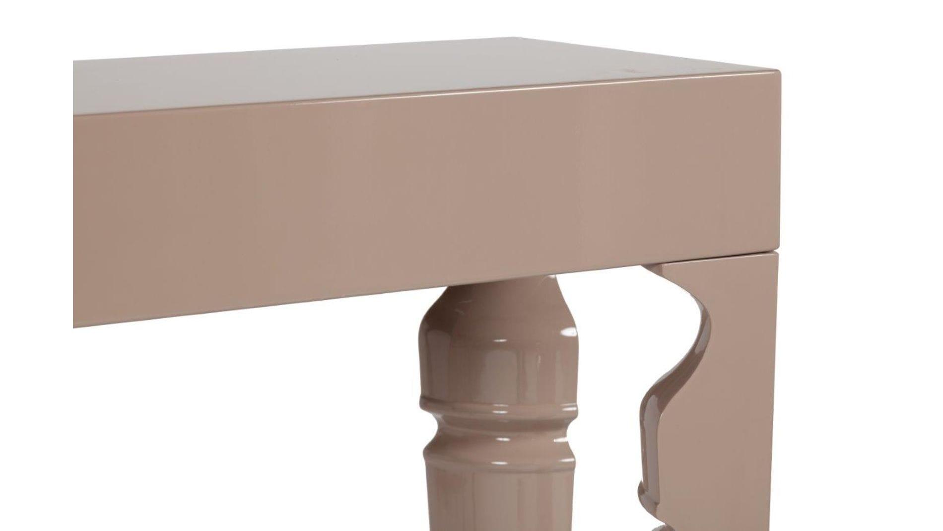 Туалетный стол Carrie Two Grey-Beige