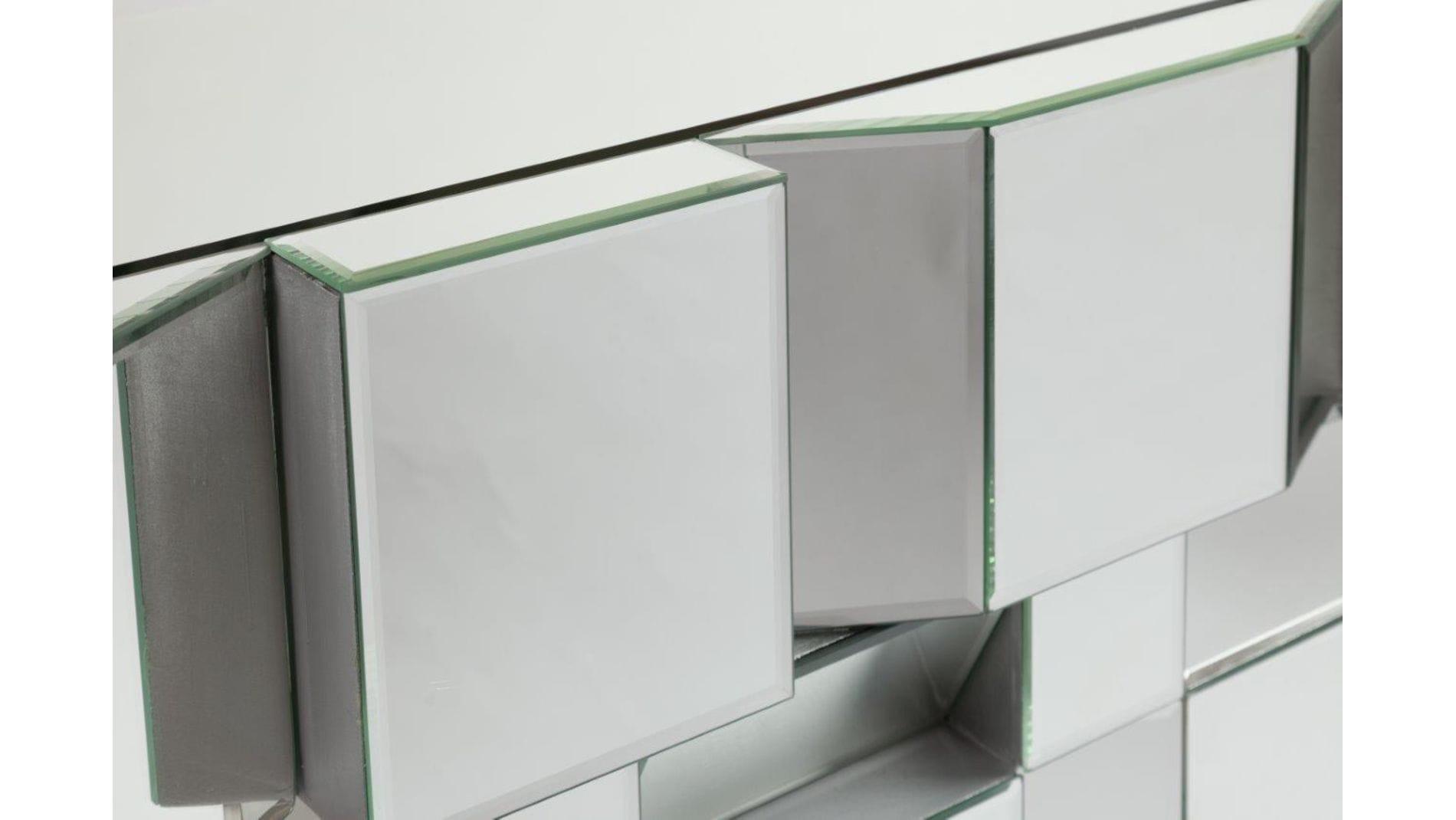 Зеркальная консоль Lassitude