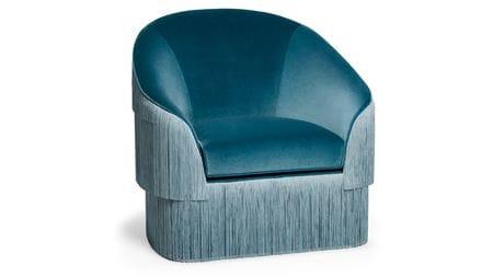 Кресло Munna Синее