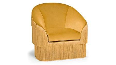 Кресло Munna Желтое
