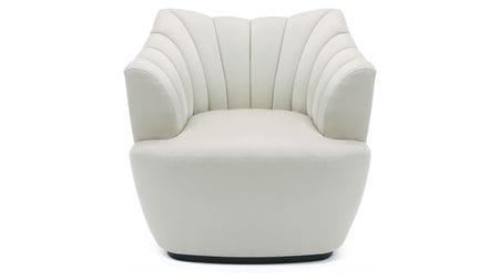 Кресло Sloan Белое