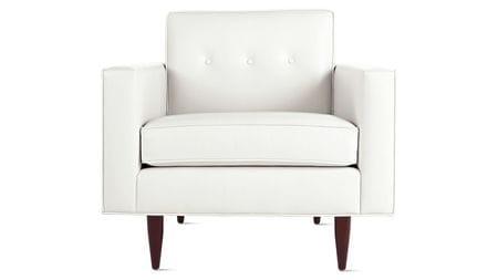 Кресло Bantam Белое