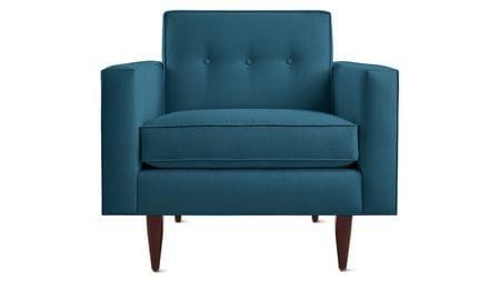 Кресло Bantam Синее