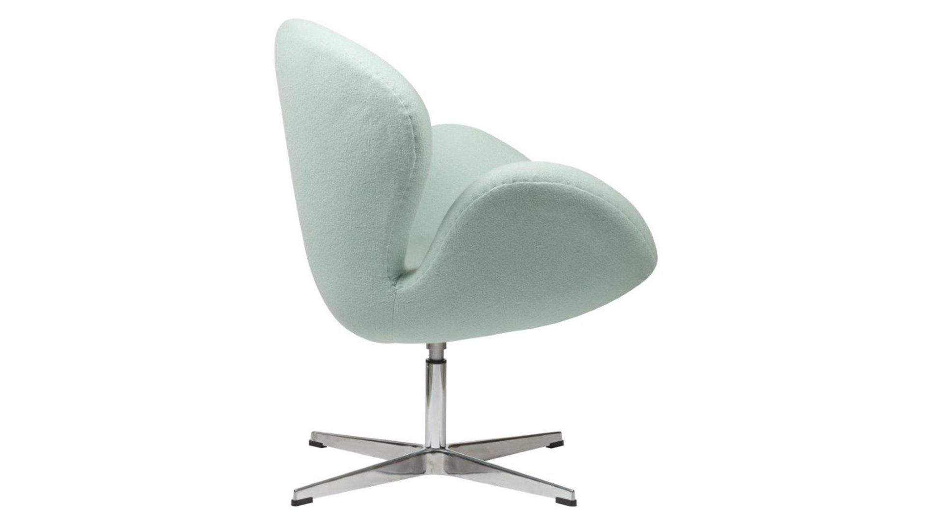 Кресло Swan Chair Tiffany