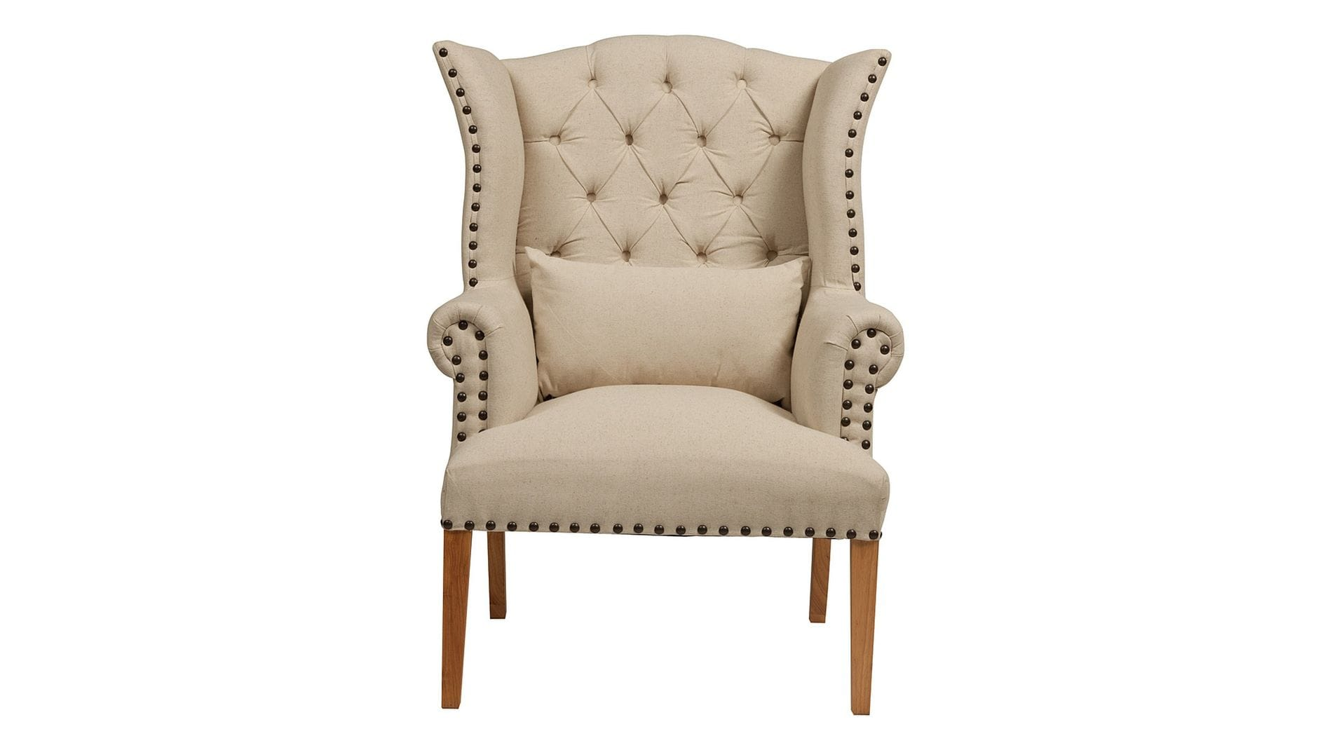 Кресло Quinn Tufted Armchair