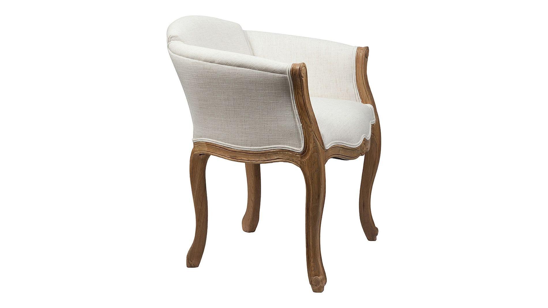 Кресло Cabriole Elizabeth Белое