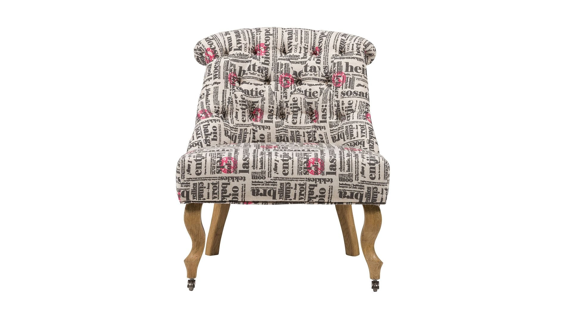 Кресло Amelie French Country Chair Надписи М