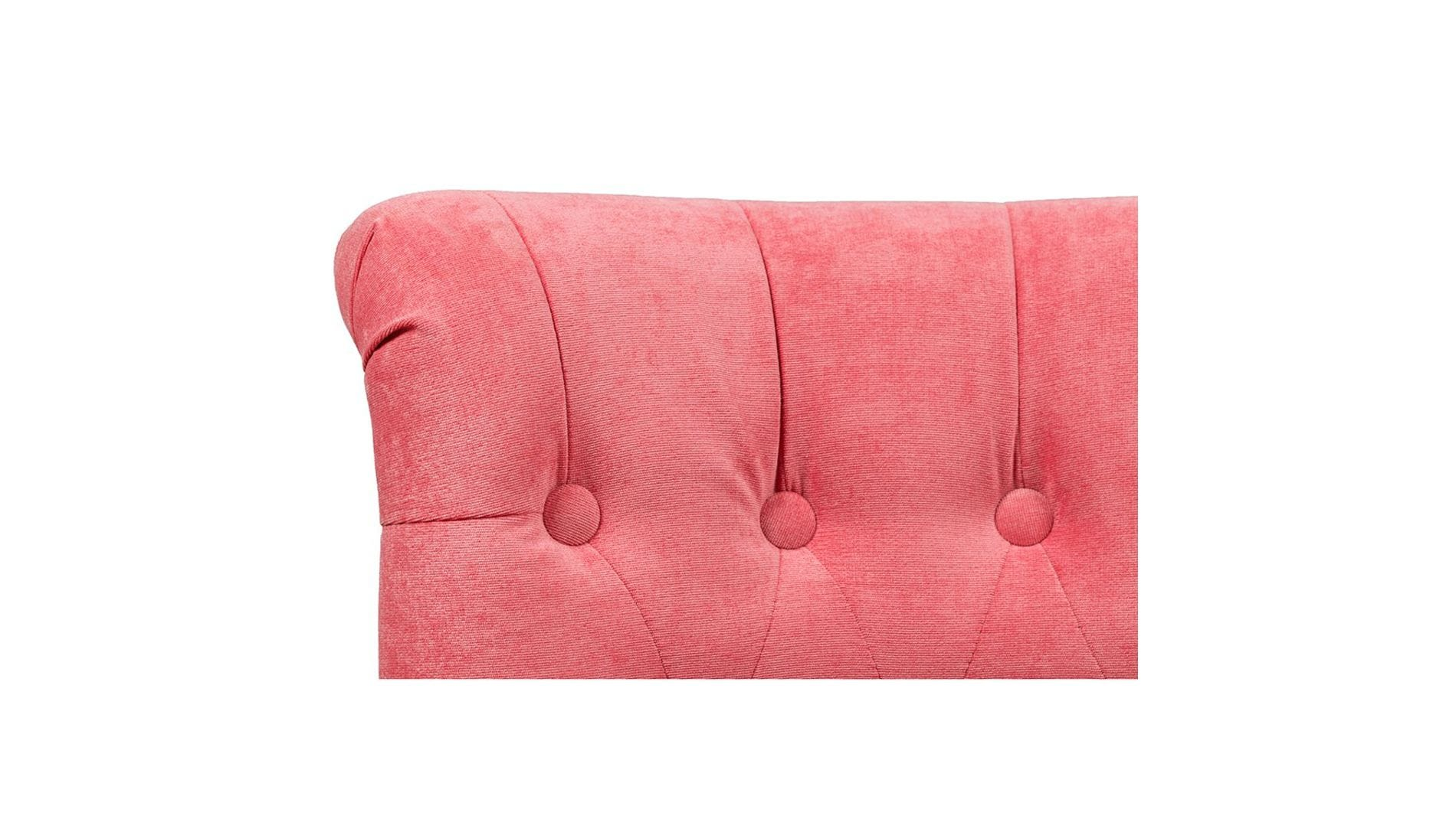 Кресло Dawson Розовый Велюр М