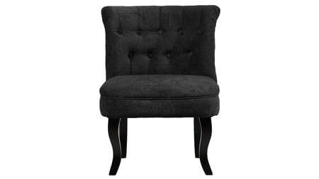 Кресло Dawson Тёмно-серый Велюр 2 М