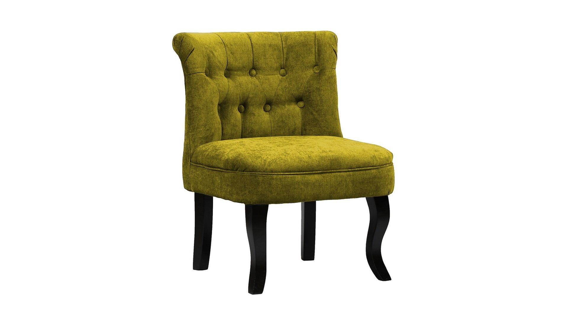 Кресло Dawson Оливковый Велюр М