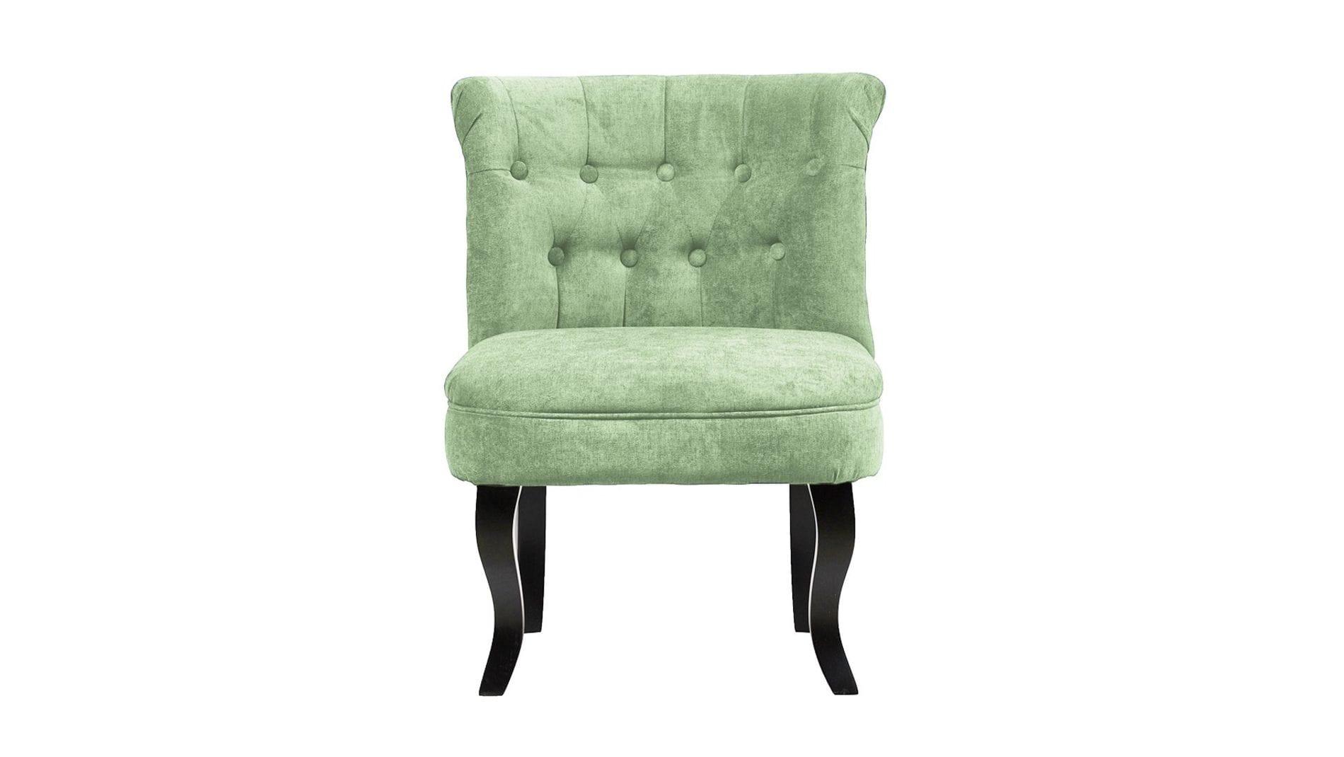 Кресло Dawson Изумрудный Велюр М